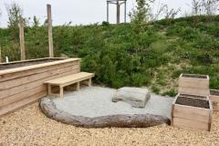 Unser Kinder-Zimmer mit Natursandkasten