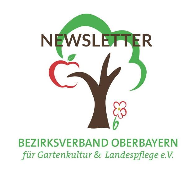 Newsletter Logo Bezirksverband
