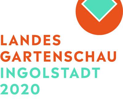 Logo Landesgartenschau Ingolstadt 2020