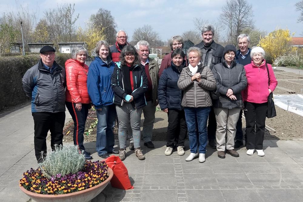 Gruppenfoto Seminar für Senioren (Foto: Thomas Jaksch)